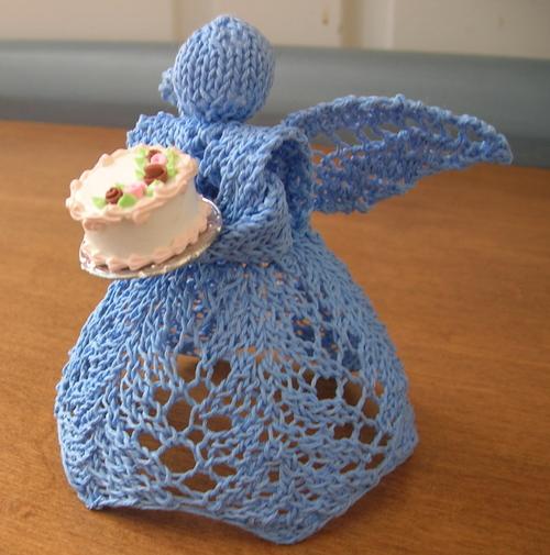 Knitter's Angel