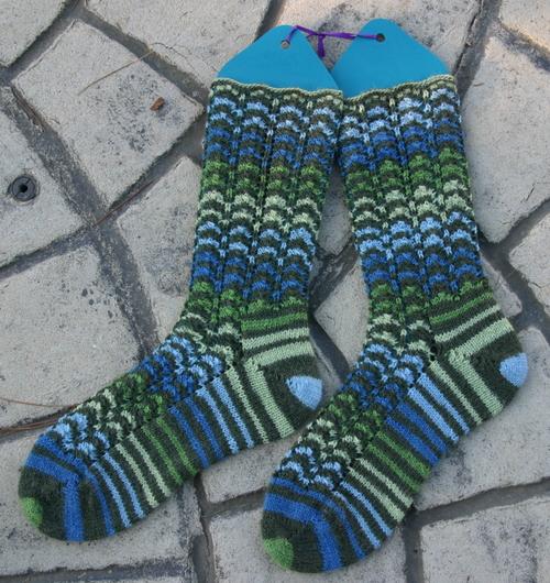 Peak Experience Socks