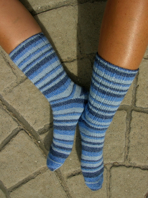 JT Travelling Star Socks