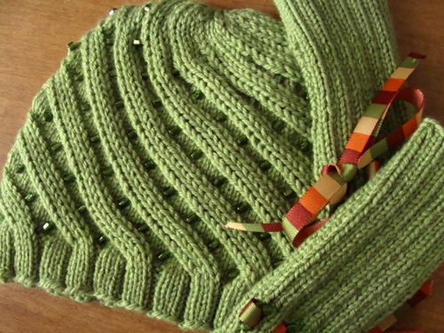 Odessa Hat and Eeryne Mitts