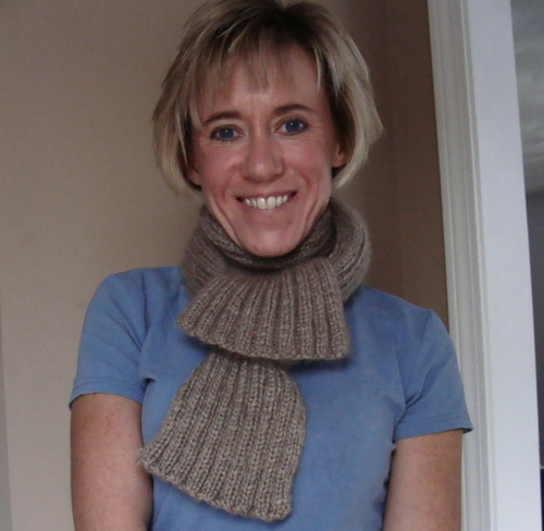 Deliciously Sinful Cashmere Scarf